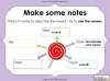 Using the Senses (KS1 Poetry Unit) Teaching Resources (slide 24/59)